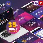 Emeet - Event, Conference & Meetup WordPress Theme v2.9.0
