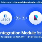 Facebook Leads integration module for Perfex CRM Latest