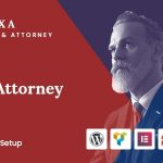 Fexa - Lawyer & Attorney WordPress Theme v1.2