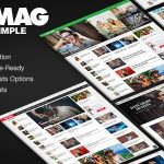 Flex Mag - Responsive WordPress News Theme v3.3.0