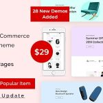 Flone - Minimal WooCommerce WordPress Theme v3.0.1
