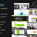 FoxuhHost - Shop, Corporate & Web Hosting WordPress Theme + WHMCS v1.4