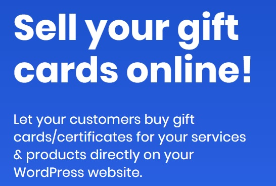 Gift Cards Generator - Sell Your Gift Cards Online! v1.0.0