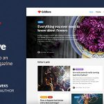 Gridlove - Creative Grid Style News & Magazine WordPress Theme v1.9.8