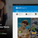 Herald - News Portal & Magazine WordPress Theme v2.3.2
