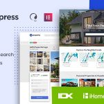 HomePress - Real Estate WordPress Theme v1.2.9 Nulled