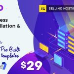 Hostiko - WordPress WHMCS Hosting Theme v53.0.0 Nulled
