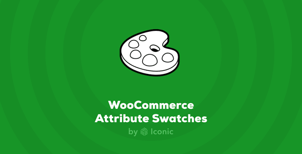 Iconic WooCommerce Attribute Swatches v1.3.2 Nulled