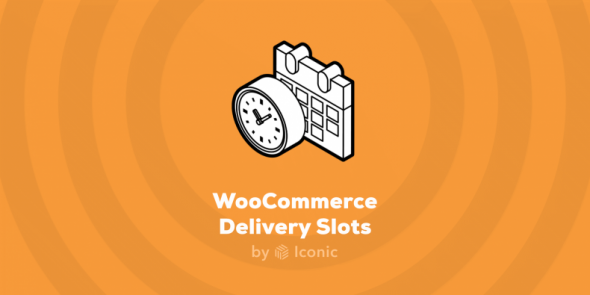 Iconic WooCommerce Delivery Slots v1.13.3 Nulled