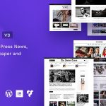 JNews - WordPress Newspaper Magazine Blog AMP Theme v7.1.9