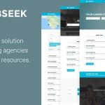 Jobseek - Job Board WordPress Theme v2.2.2