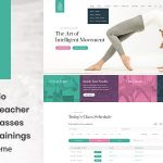 Jogasana - Yoga Oriented WordPress Theme v2.2
