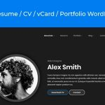 Leven | CV/Resume WordPress Theme v1.5.3