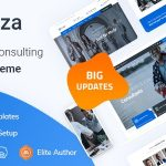 Liviza - Immigration Consulting WordPress Theme v2.5
