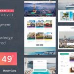 Love Travel - Creative Travel Agency WordPress v3.9