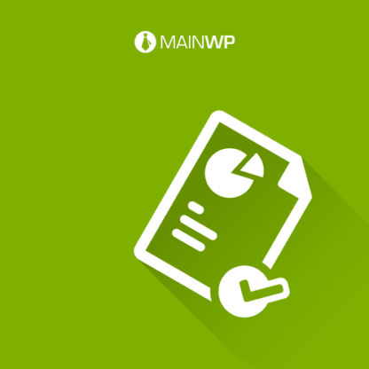 MainWP Client Reports Extension v4.0.4