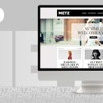 Metz - A Fashioned Editorial Magazine Theme v8.0