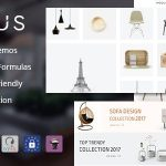 Modus - Modern Furniture WooCommerce Theme v1.6.2