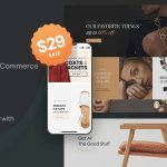 Molla | Multi-Purpose WooCommerce Theme v1.2.1 Nulled