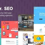 Mr. SEO - SEO, Marketing Agency and Social Media Theme v1.9