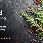 Neptune - Theme for Food Recipe Bloggers & Chefs v6.3.4 Nulled