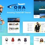 Ora | Tour, Travel Booking WordPress Theme v1.6