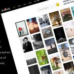 Paintable - Photography and Blog / Photos Download WordPress Theme v2.4