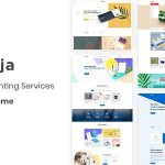 Pangja - Print Shop & Printing Services WordPress theme v1.2.8