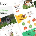 Pawsitive - Pet Care & Pet Shop WordPress Theme v1.1.0 - 21 November 2020