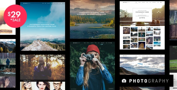 Photography | Photography WordPress for Photography v6.9.8