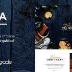ROSA - An Exquisite Restaurant WordPress Theme v2.8.0
