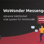 Real-Time Messenger (websocket) & Music Plugin for WoWonder Social Network (Free audio/video calls) 1.42