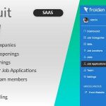 Recruit SAAS - Recruitment Manager v3.3.4