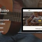 Rythmo | Music School WordPress Theme v1.2.0