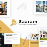 Saaram - Architect WordPress Theme v1.6
