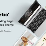 Smartic - Product Landing Page WooCommerce Theme v1.5.0