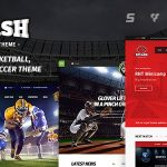 Splash - Sport Club WordPress Theme v4.3.0