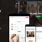 Studeon | An Education Center & Training Courses WordPress Theme v1.1.5