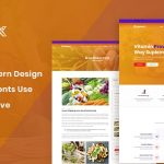 Supmax - Health & Supplement WordPress Theme v1.0 - 16 December 2020