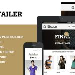 The Retailer - Premium WooCommerce Theme v3.2.5