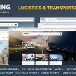 Trucking - Transportation & Logistics WordPress v1.5.3
