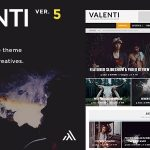 Valenti - WordPress HD Review Magazine News Theme v5.6.2