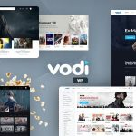 Vodi - Video WordPress Theme for Movies & TV Shows v1.2.4