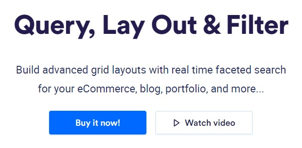 WP Grid Builder - Query, Lay Out & Filter 1.5.1