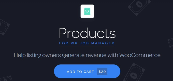 WP Job Manager Products Add-on v1.8.1