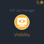 WP Job Manager Visibility Add-on v1.5.1