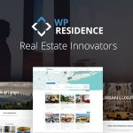 WP Residence - Real Estate WordPress Theme v3.5.1 Nulled
