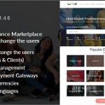 Wave - Powerful Freelance Marketplace System with ability to change the Users v1.7.7