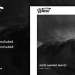 Waves - Fullscreen Video One-Page WordPress Theme v1.0.4