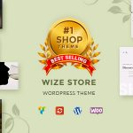 WizeStore - WooCommerce Multipurpose Responsive WordPress Theme v1.14.3